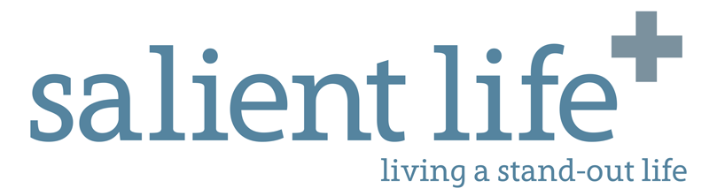 Salient Life Logo<div style='clear:both;width:100%;height:0px;'></div><span class='cat'>Logos and Printwork</span>