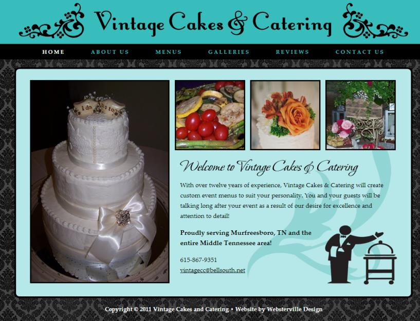 Vintage Cakes and Catering<div style='clear:both;width:100%;height:0px;'></div><span class='cat'>Small Business</span>
