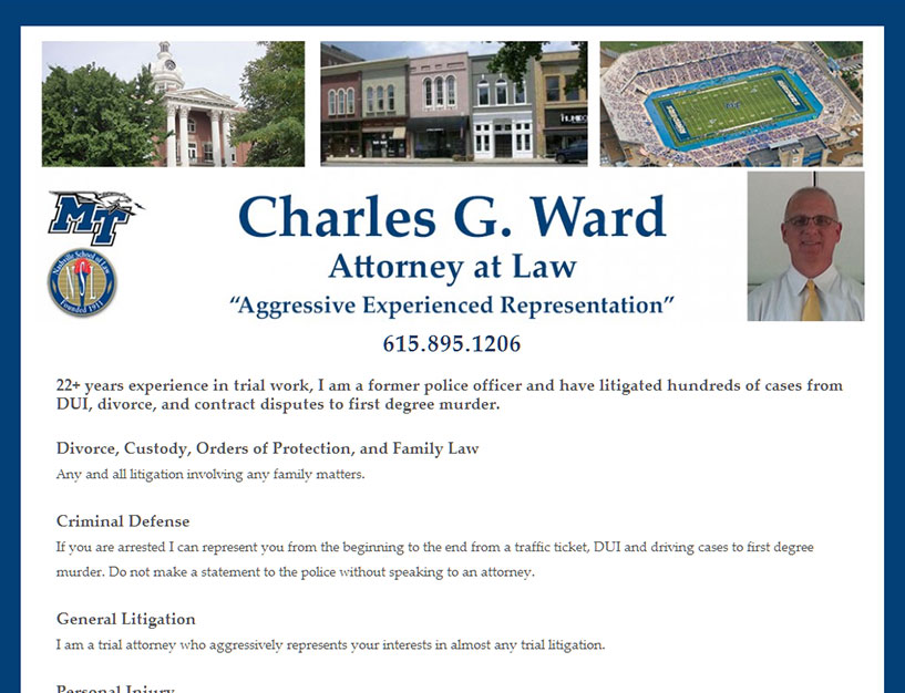 Charles Ward Attorney<div style='clear:both;width:100%;height:0px;'></div><span class='cat'>Individual/Group</span>