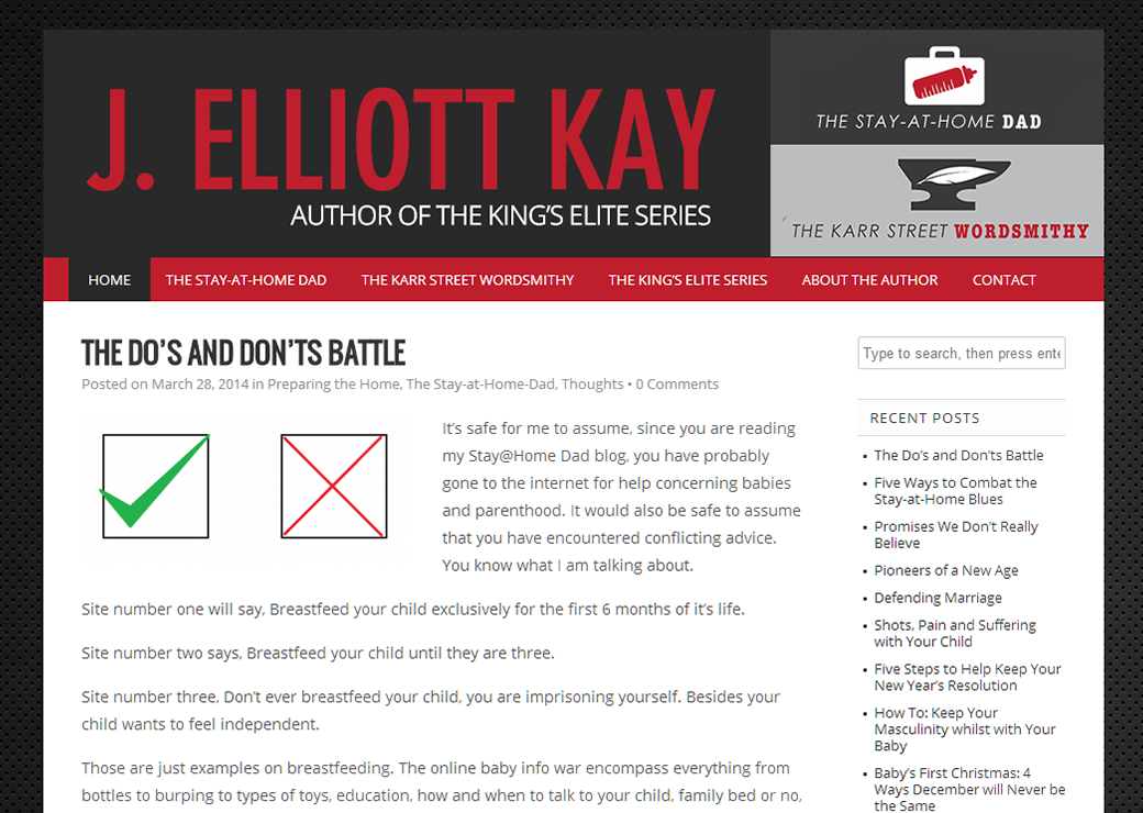 J. Elliot Kay<div style='clear:both;width:100%;height:0px;'></div><span class='cat'>Individual/Group</span>