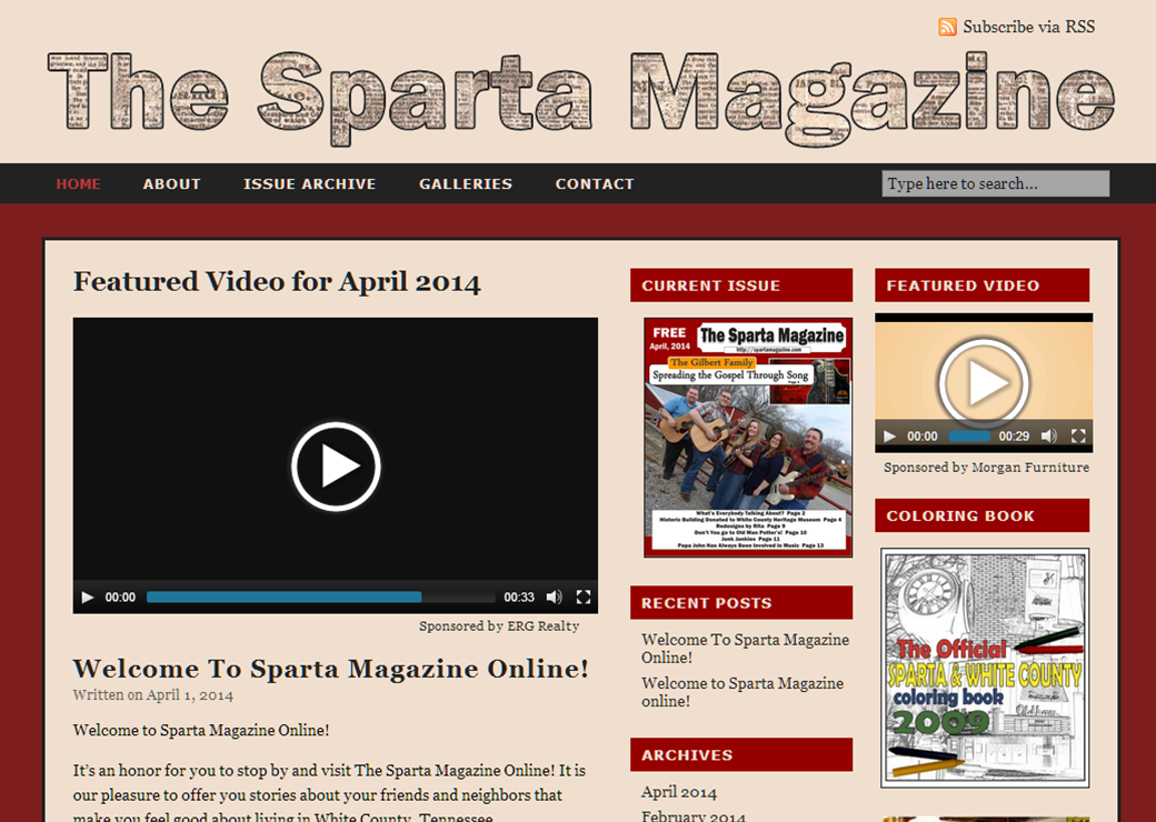 Sparta Magazine<div style='clear:both;width:100%;height:0px;'></div><span class='cat'>Small Business</span>