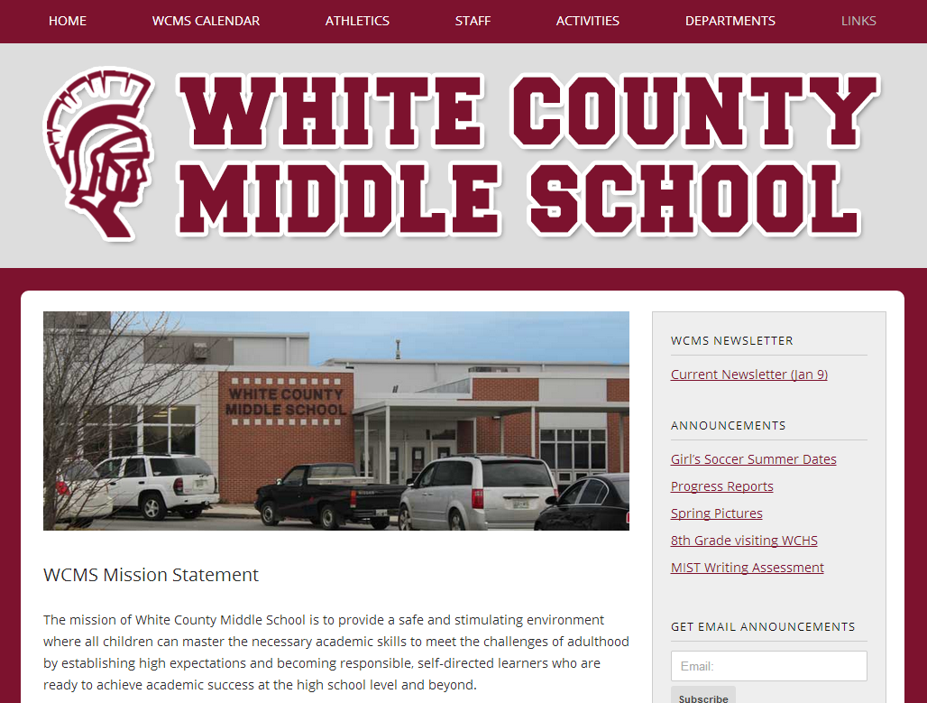 White County Middle School<div style='clear:both;width:100%;height:0px;'></div><span class='cat'>Individual/Group</span>