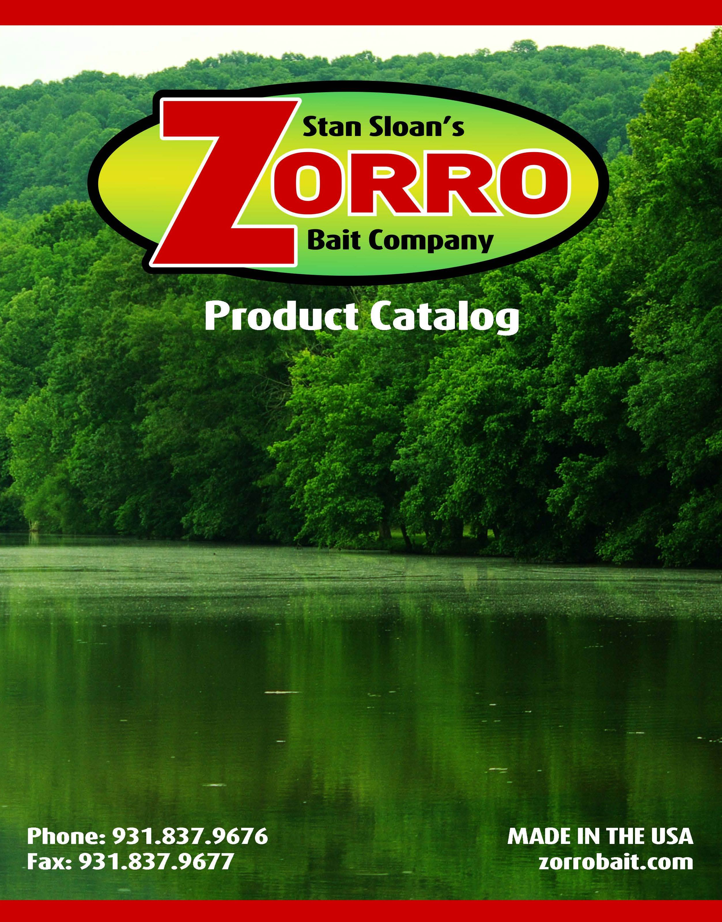 Zorro Bait Catalog<div style='clear:both;width:100%;height:0px;'></div><span class='cat'>Logos and Printwork</span>