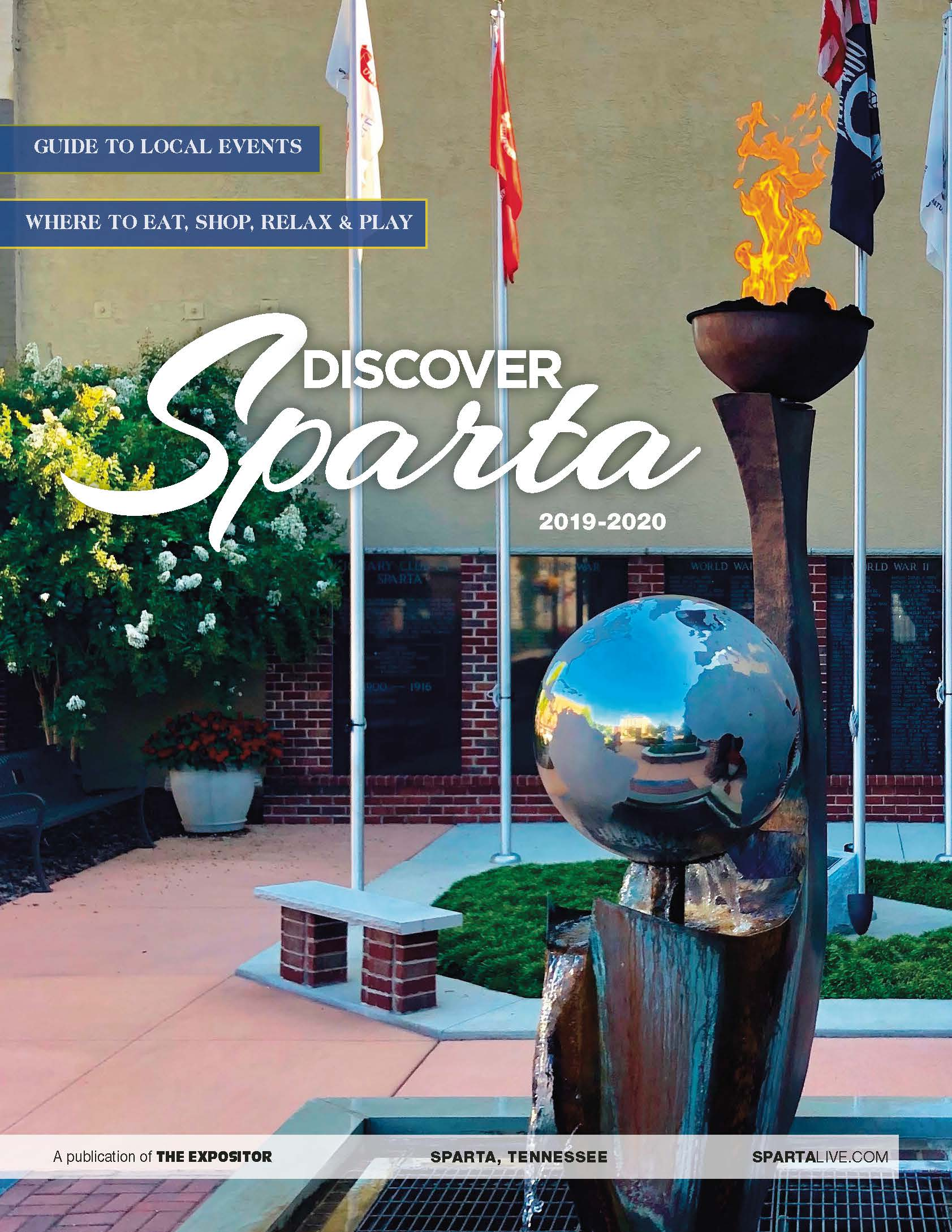 Discover Sparta Magazine<div style='clear:both;width:100%;height:0px;'></div><span class='cat'>Logos and Printwork</span>
